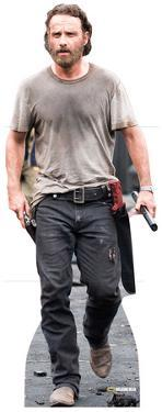Rick Grimes - The Walking Dead Lifesize Cardboard Cutout