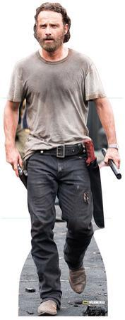 Rick Grimes - The Walking Dead Lifesize Standup