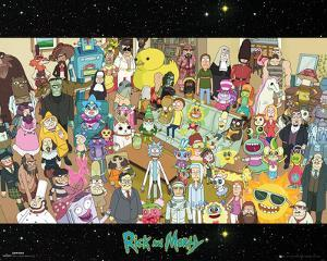 Rick & Morty - Cast