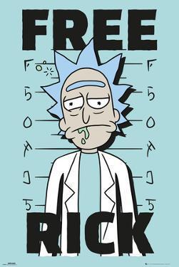 Rick & Morty - Free Rick