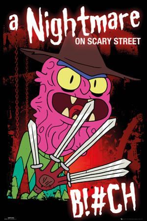 Rick & Morty - Scary Terry