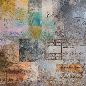 Abstracto I by Rick Novak