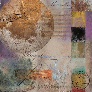 Abstracto II by Rick Novak