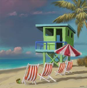 Life Tower 02 by Rick Novak