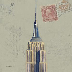 Postage Skyscraper II by Rick Novak
