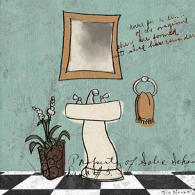 Sink III by Rick Novak