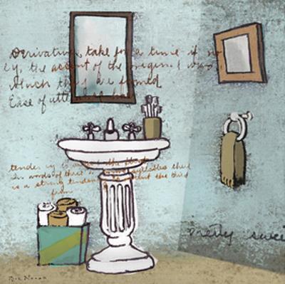 Sink IV by Rick Novak
