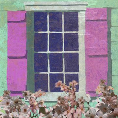 Window Floral II by Rick Novak