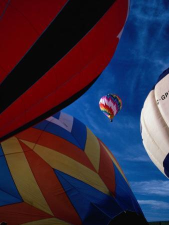 Hot Air Balloon Race, Calgary, Canada