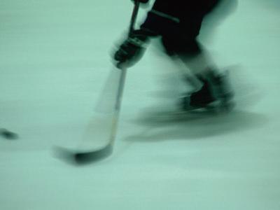 Ice Hockey Player, Calgary, Canada