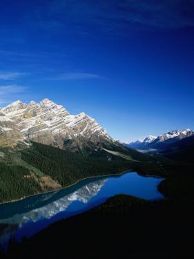 Peyto Lake, Banff, Canada by Rick Rudnicki