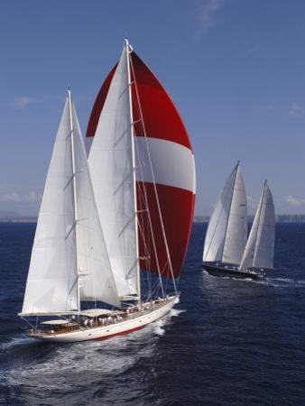 "Sy ""Adele"", 180 Foot Hoek Design, at the Superyacht Cup Palma, October 2005"