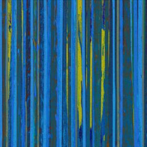 Royal Stripes II by Ricki Mountain