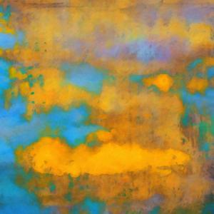 What a Color Art Series Abstract VII by Ricki Mountain