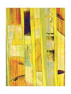 Yellow Mix I by Ricki Mountain