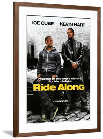 Ride Along--Framed Poster