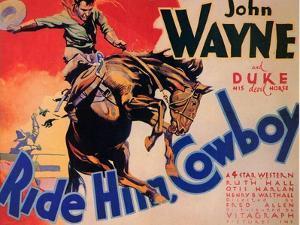 Ride Him Cowboy, 1932