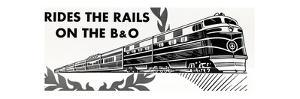 Ride the Rails on the B&O