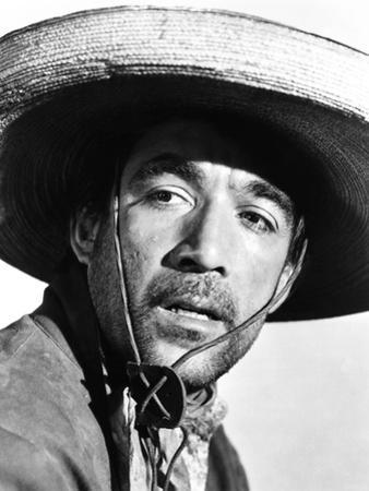 Ride, Vaquero!, Anthony Quinn, 1953