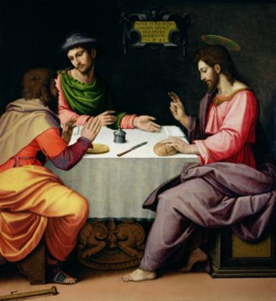The Supper at Emmaus, c.1520