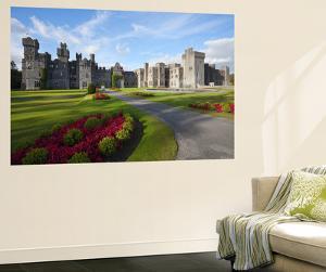 Medieval Castle, Ireland by rihardzz