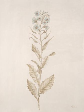 Botanicals Series Blue III