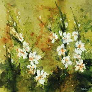 Floral Garden by Rikki Drotar