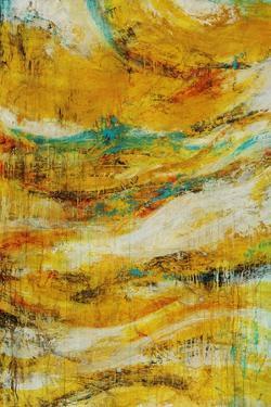 Golden Wave by Rikki Drotar