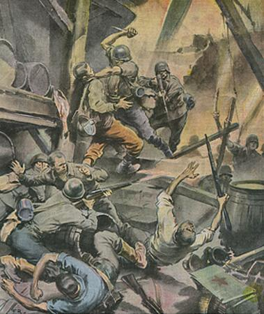 Stalingrad Battle by Rino Ferrari