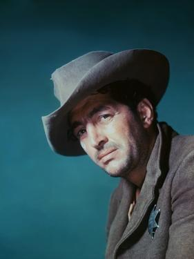 RIO BRAVO, 1959 directed by HOWARD HAWKS Dean Martin (photo)