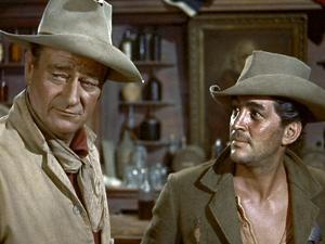 Rio Bravo, John Wayne, Dean Martin, 1959