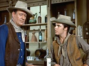Rio Bravo, John Wayne, Ricky Nelson, 1959