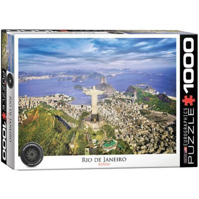 Rio de Janeiro Brazil 1000 Piece Puzzle