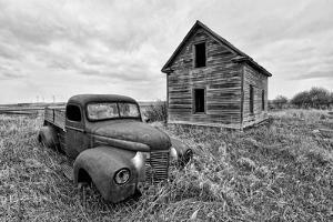 Abandoned Truck by Rip Smith