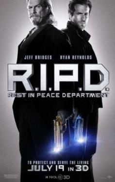 RIPD Movie Poster