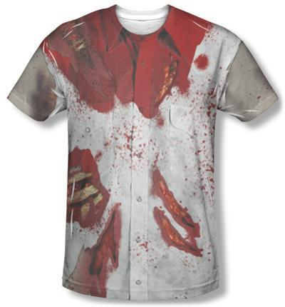 Ripped Zombie Costume Tee