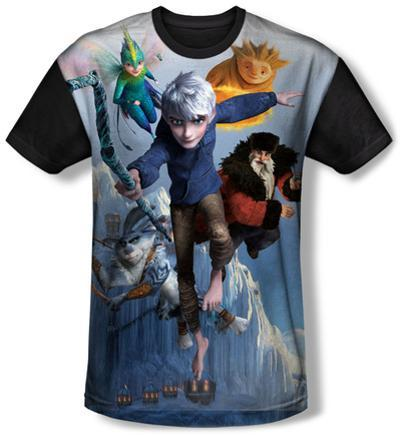 Rise Of The Guardians - Together Now (black back)