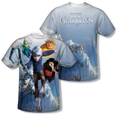Rise Of The Guardians - Together Now (Front/Back)