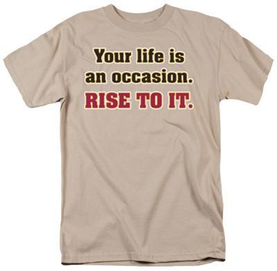 Rise To It
