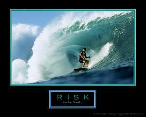 Risk: Surfer