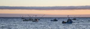 Fishing Boats III by Rita Crane