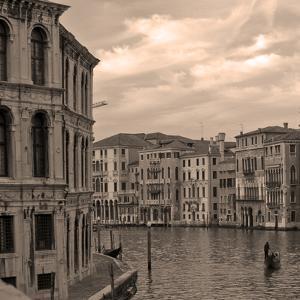 Gondolas and Palazzos II by Rita Crane