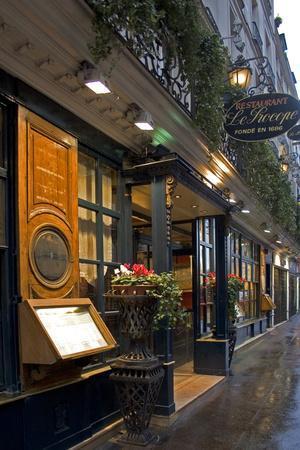 Paris Cafe IV