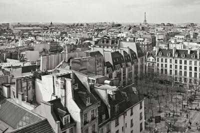 Paris Rooftops VII