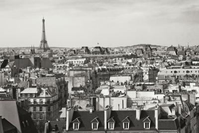 Paris Rooftops VIII by Rita Crane