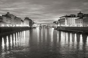 Ponte Vecchio I by Rita Crane