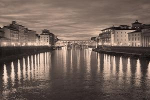Ponte Vecchio V by Rita Crane