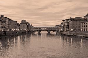 Ponte Vecchio VIII by Rita Crane