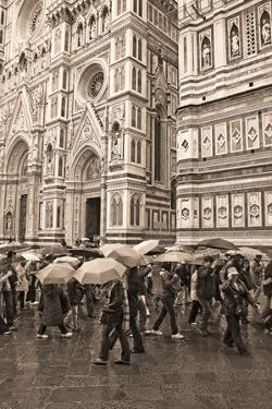 Streets of Florence I by Rita Crane