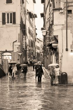 Streets of Florence IV by Rita Crane
